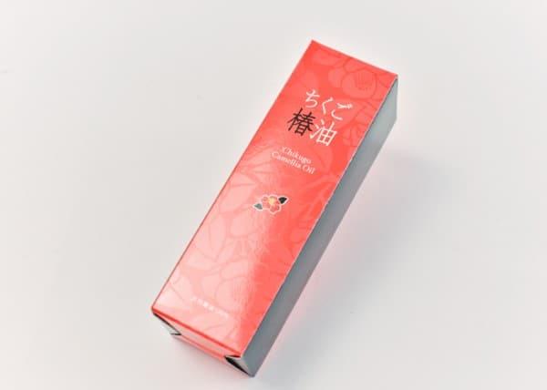 美容オイル 商品パッケージ