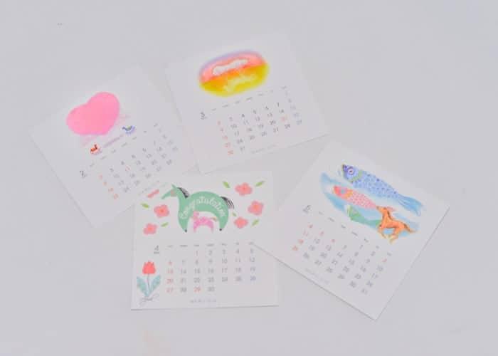 オリジナルカレンダー02