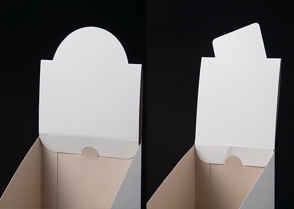 発送・ディスプレイ兼用箱(即陳ケース)の展開図②