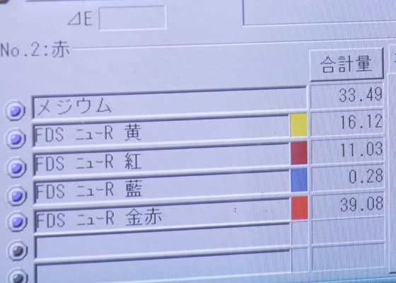 カラーマネジメントシステム