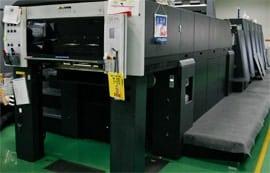 オフセットUV印刷