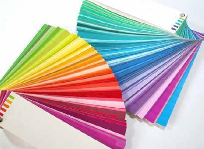 colorchart sample at 紙箱の入稿するデザインについて