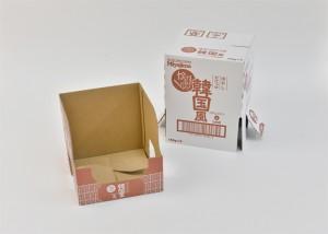 輸送・陳列用の箱事例02