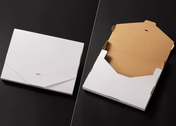 mail at メール便型の紙箱